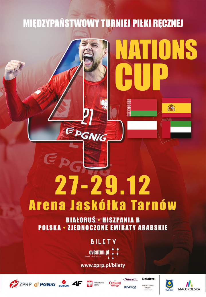 Turniej 4Nations CUP